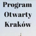 """Pierwsze spotkanie w sprawie realizacji programu """"Otwarty Kraków"""""""