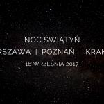 Noc Świątyń 2017- zaproszenie