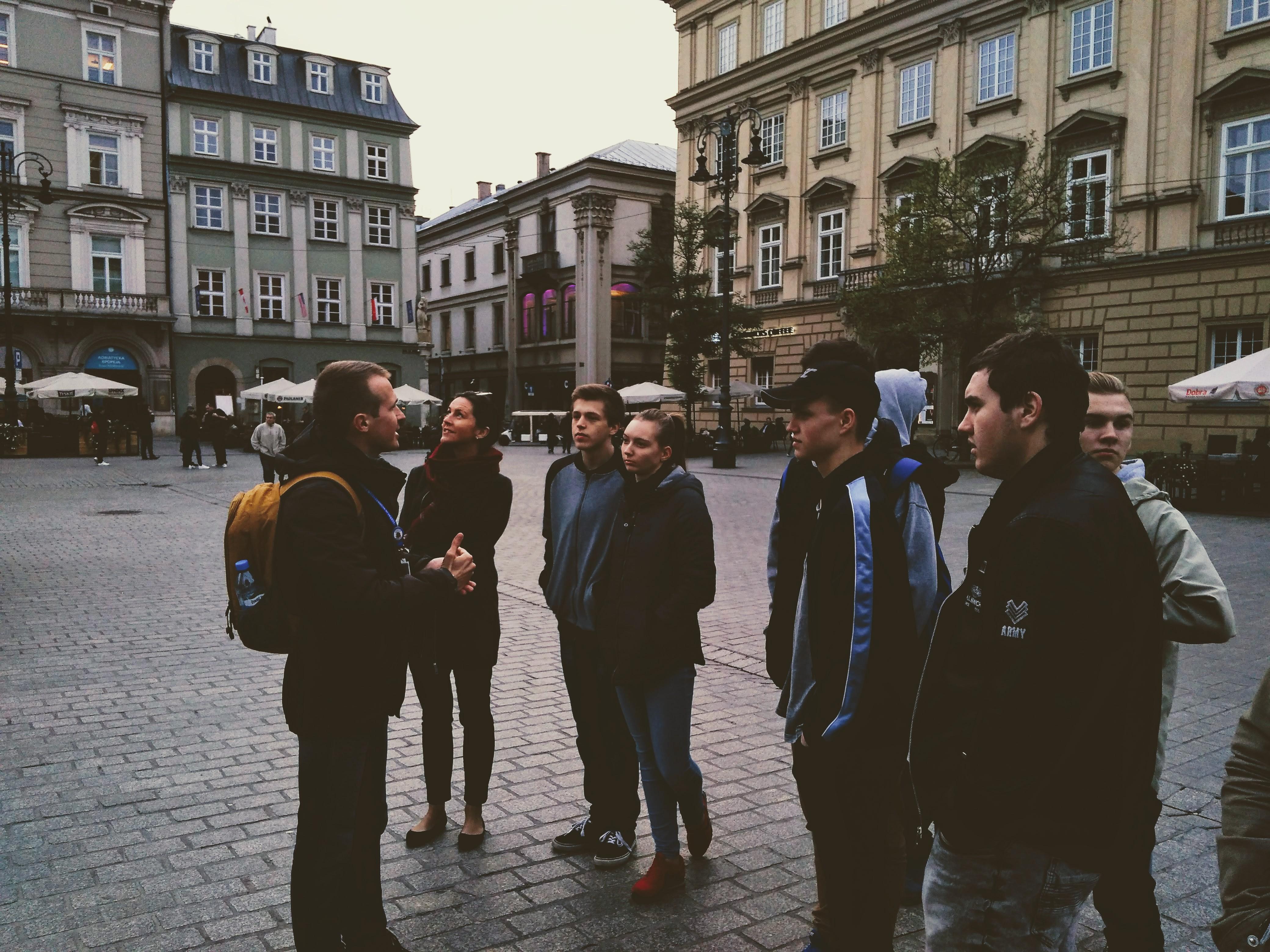 spacer_wielokulturowy kraków_ współpraca z polsko-ukraińskim internatem